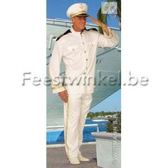 Kostuums: Kapitein