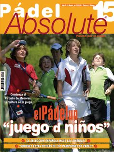 Pádel Absolute 15