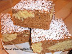 Nougat-Kokos-Kuchen