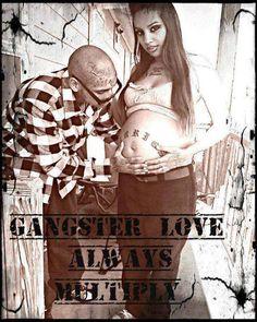 <3 Gangster Love aww