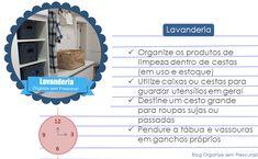 Organize sem Frescuras | Rafaela Oliveira » Arquivos » Organize a casa em 15 minutos