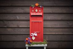 Vintage Postbox For Hire, Weddings