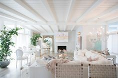 White Lilac Founder Sunny Ravanbach's California Home | Apartment Therapy