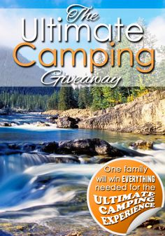 The Ultimate Camping Giveaway at the36thavenue.com