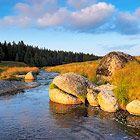 Roklanský potok, hlavní přítok šumavské řeky Vydry