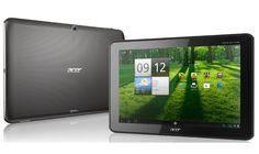 Acer'ın İlk Full HD Tableti ICONIA A700 Türkiye'de