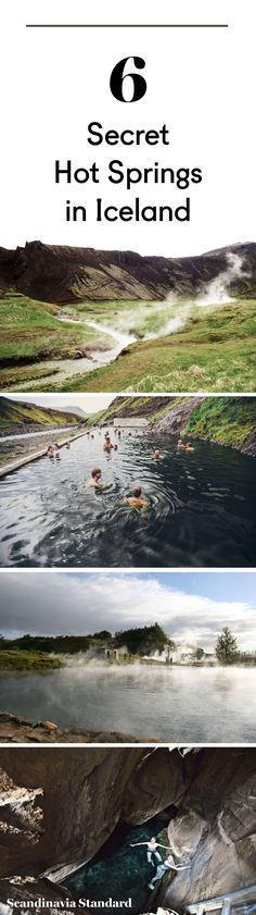 Six Secret Hots Springs in Iceland You Need to Try