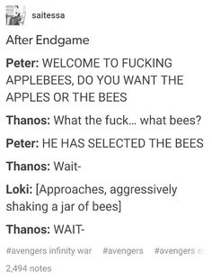 This is the absolute funniest meme I've ever seen in my life - Marvel Marvel Jokes, Funny Marvel Memes, Dc Memes, Avengers Memes, The Avengers, Marvel Dc Comics, Marvel Avengers, Cyberpunk 2077, The Witcher 3