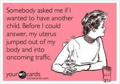 LMAO! I couldn't resist pinning this one! Although I love my kids, at my age I feel this way!