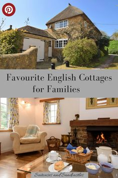 Favourite English Cottages for Families