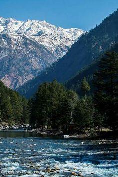 Parvati valley India