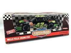 New 1993 Action 1:64 Scale Diecast NASCAR Kyle Petty Mello Yello Grand Prix a Sport & Touring Cars