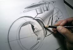 Furious wheels : Part 2 by Olivier Gamiette, via Behance