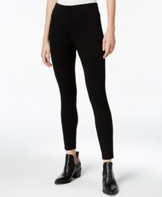 A wardrobe staple you'll want to have on hand, these oh-so-versatile leggings from Maison Jules will keep you moving through the seasons in style. | Rayon/nylon/spandex | Machine washable | Imported |
