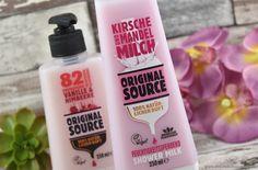 Original Source - Shower Milk  and Soap