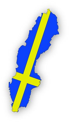 This is a picture of Sweden with the flag in the country. It appeals to me because my linage is mostly Swedish. Actually have a lot of family that still lives there. Would appeal to world travelers, other Swedish people.