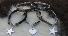 Custom Horsehair Jewelry from Tail Spin Bracelets