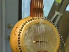 David Beede discussing building stringed instruments - dulcimers, gourd banjos, psalteries...