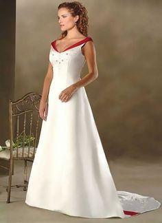 Brautkleid Standesamtkleid