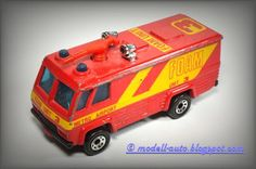 Mein Blog über Modellautos: Matchbox Intl Ltd Command Vehicle MB-54 Macau 1980