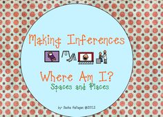 Where Am I? Making Inferences Game!