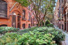 1 warren place, cobble hill, warren place mews, townhouses, garden apartments, elizabeth roberts, ensemble architecture,…