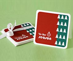 Quick & Easy Christmas Cards: Use a Dingbat Font to Create a Quick Holiday Card