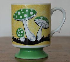 Mushroom Mug!