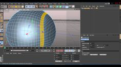 cinema 4d tutorial creating tennis ball easy and accurate