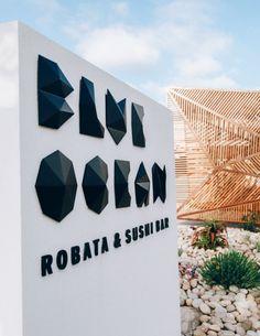 Blue Ocean Sushi / Bells & Whistles | AA13 – blog – Inspiration – Design – Architecture – Photographie – Art