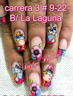 Summer Nails, Pedicure, Acrylic Nails, Finger, Nail Designs, Nail Art, Bride Nails, Nail Arts, Pretty Nails