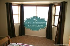Hey everyone! Today I'm going to share with you a project that is very high on my husband's list of favorites. We have a huge bay window in our master bedroom and, during the summer especially, a lot of light comes past our blinds. For me, it's not really an issue. I can sleep any …