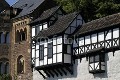 Wartburg near Eisenach~Germany Pictures Of Germany, German Houses, Royal Residence, German Girls, Holidays And Events, Big Ben, Castle, New Homes, Europe