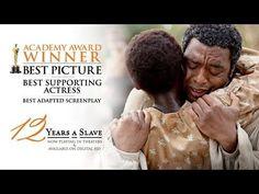 La mejor película en 2013, premiada con un Oscar, tema biografía.