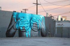 Impressive Graffiti in L.A.