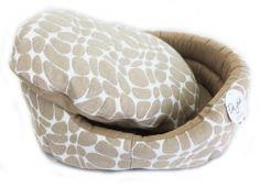 Eh Gia Oval Bed Giraffe ( verkrijgbaar in 7 maten )