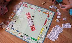 Monopoly ayuda a promover la educación financiera.