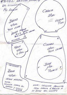 Blog voltado à artesanato em geral.