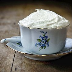 Whipping vanilla custard with butter makes a buttercream just as silky as Swiss, but with the rich flavor of old fashioned vanilla ice cream