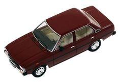 PremiumX 1:43 Scale 1979 Toyota Corolla E70 Model Car (Wine Red) by PremiumX
