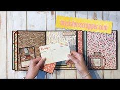 Authentique Saucy Recipe Folio - YouTube