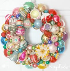 love these wreaths
