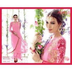 Heer Designer Salwar Suit ( Code - 5307 )