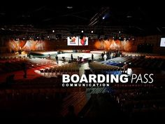 CONVENTION 3000 PERSONNES MARSEILLE 2013 by Boarding Pass Communication