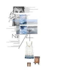 """""""F R I N G E fries S U N shine"""" by nadinekenific ❤ liked on Polyvore featuring Calypso St. Barth, Billabong, Maison Margiela and Monday"""