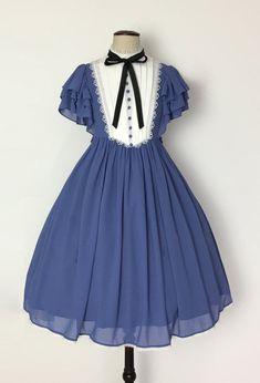 Unideer -Memory of Floria- Vintage Classic Lolita OP Dress