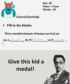 70 Ideas funny quotes for kids humor smile for 2019 Funniest Kid Test Answers, Kids Test Answers, Funny School Answers, Funny School Memes, Crazy Funny Memes, School Humor, Funny Facts, Funny Quotes, School Quotes