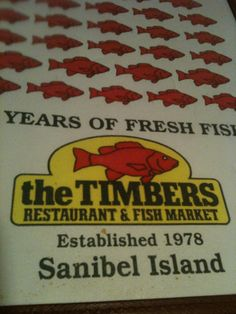 The Timbers Restaurant in Sanibel, FL