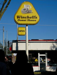 Winchell's Donut House...Open in Greeley Colorado My 70