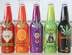 Canna Cola line of THC infused beverages
